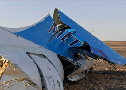 Глава ФСБ: Самолет А321 взорвали бомбой