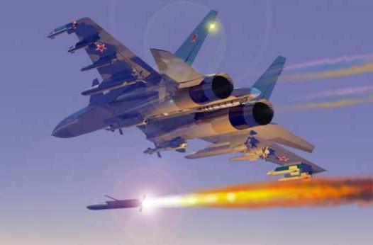 Россия отомстила за убийство пилота в Сирии «огненным адом» (ВИДЕО)
