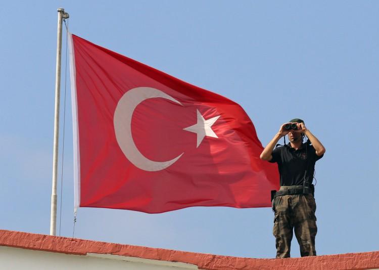 Чем ИГИЛ выгоден Турции