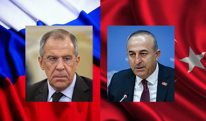 Глава МИД Турции сделал важное заявление на встрече с Лавровым