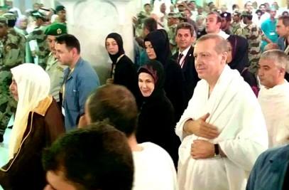 Руководство Турции совершило умру