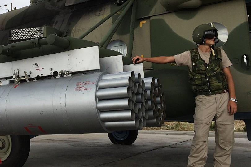 """Главком ВКС об операции в Сирии: """"Мои пилоты ни разу не промазали"""""""