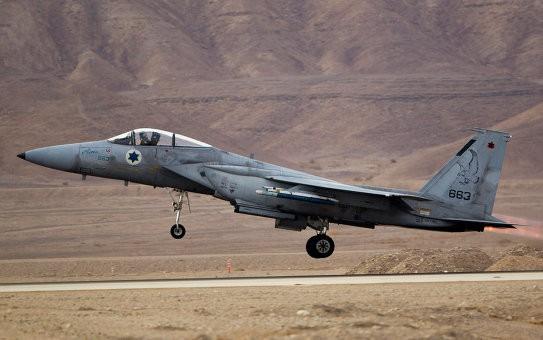 Израиль нанес удары по противникам ИГИЛ