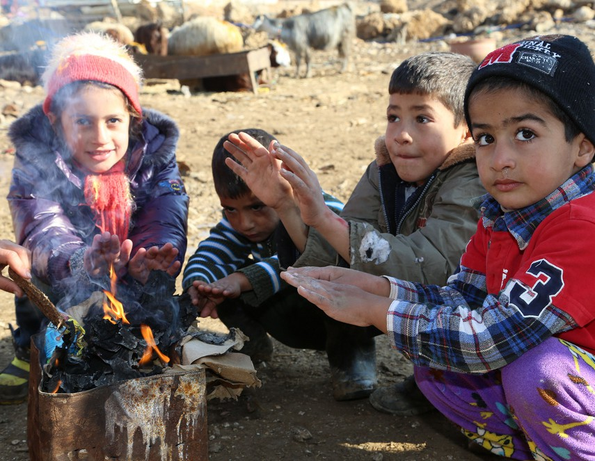 Российский имам о беженцах из Сирии: «Они радовались как дети»