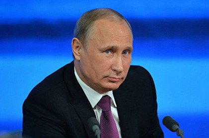 Путин рассказал о полосе черной и еще чернее