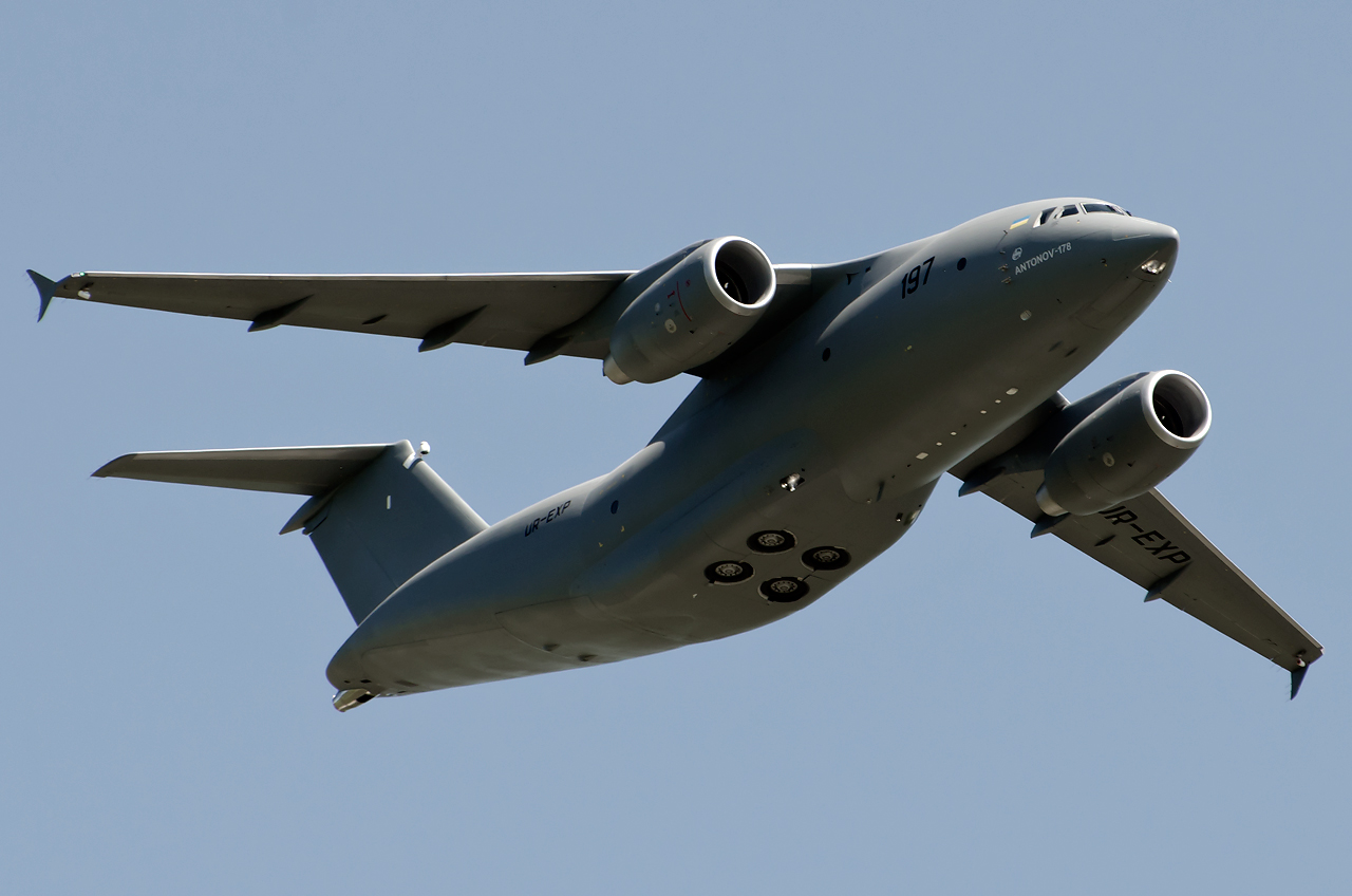 «Антонов» может назвать новый военный самолет в честь Ахмет-Хан Султана