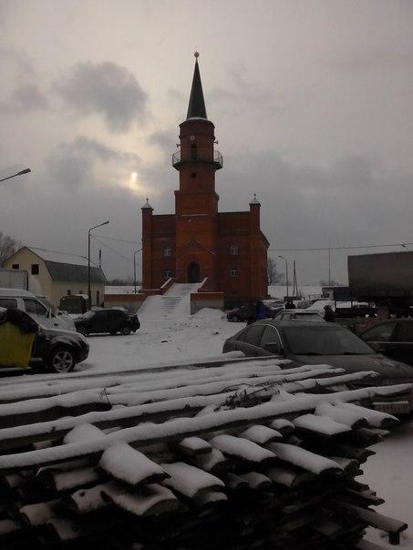 Мечеть Кургана