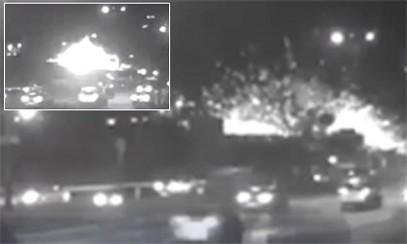 Теракт в стамбульском метро попал на видео