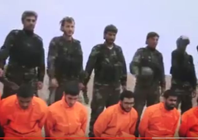 Кадр из видеоролика «Мусульмане не бандиты»