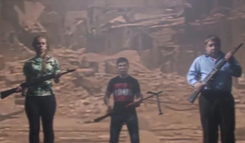 Уральские студенты сняли видеоролик об ИГИЛ (ВИДЕО)