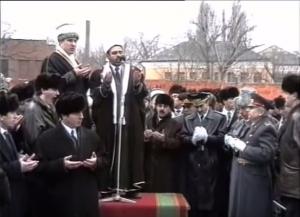 Шейх Ахмед Тамим и Джохар Дудаев