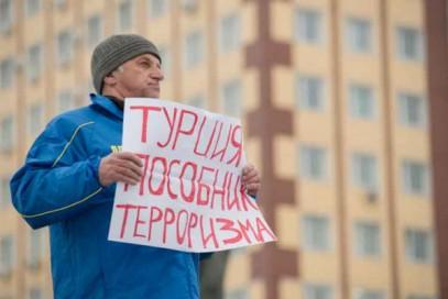 """Ректор: За антитурецкой истерией стоят """"слабоумные активисты"""" и """"дурные чиновники"""""""