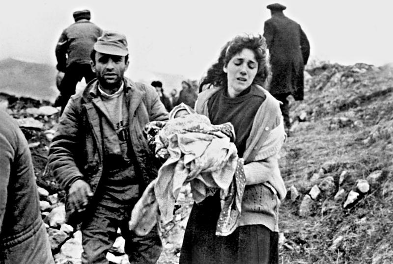 Госдуму просят признать геноцид азербайджанцев