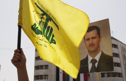 Израиль воюет против российской коалиции в Сирии