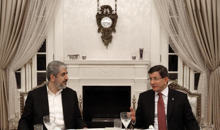 Лидер ХАМАС провел переговоры с руководством Турции