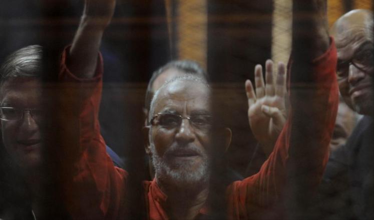 В Египте отменили смертные приговоры лидерам «Братьев-мусульман»
