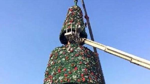 В Багдаде установят новогоднюю елку дружбы между мусульманами и христианами