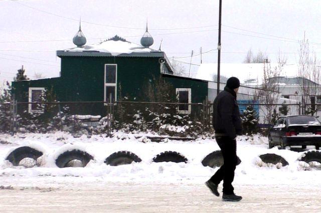 Мечеть Пыть-Яха