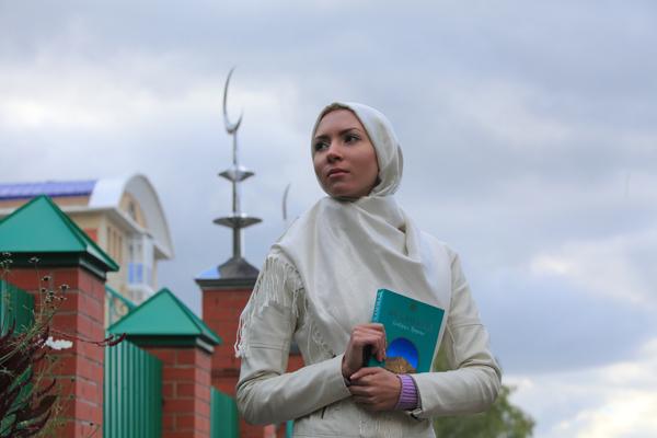 Белозерье отличается своими исламскими традициями