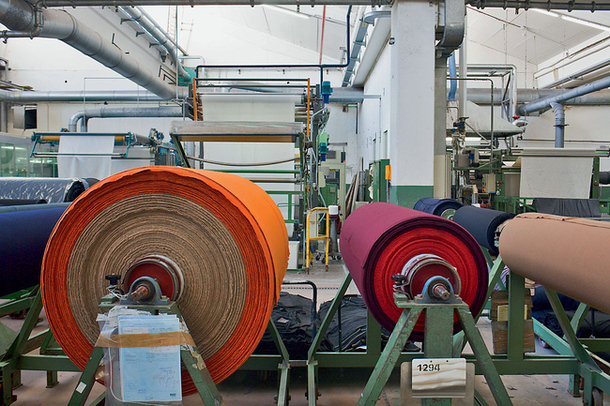 В России действует негласный запрет на ввоз турецкой ткани, который вскоре может быть введен официально