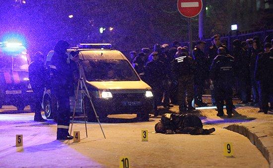 В Москве убит дагестанский бизнесмен и политик