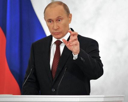 Путин рассказал о каре Аллаха для властей Турции