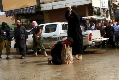 ИГИЛ не простило своим бойцам отказ стать смертниками