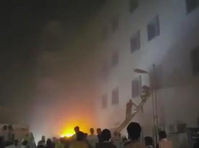 Страшное ЧП унесло жизни десятков жителей Саудии (ФОТО)