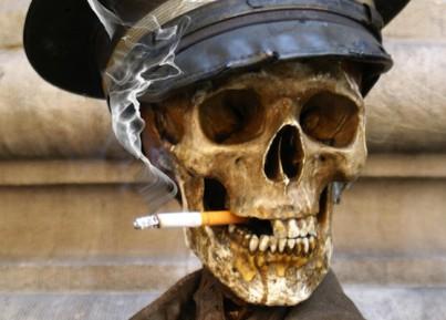 Муфтий: Ислам запрещает курение