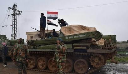 Силовики Асада сдали стратегический город боевикам ИГИЛ