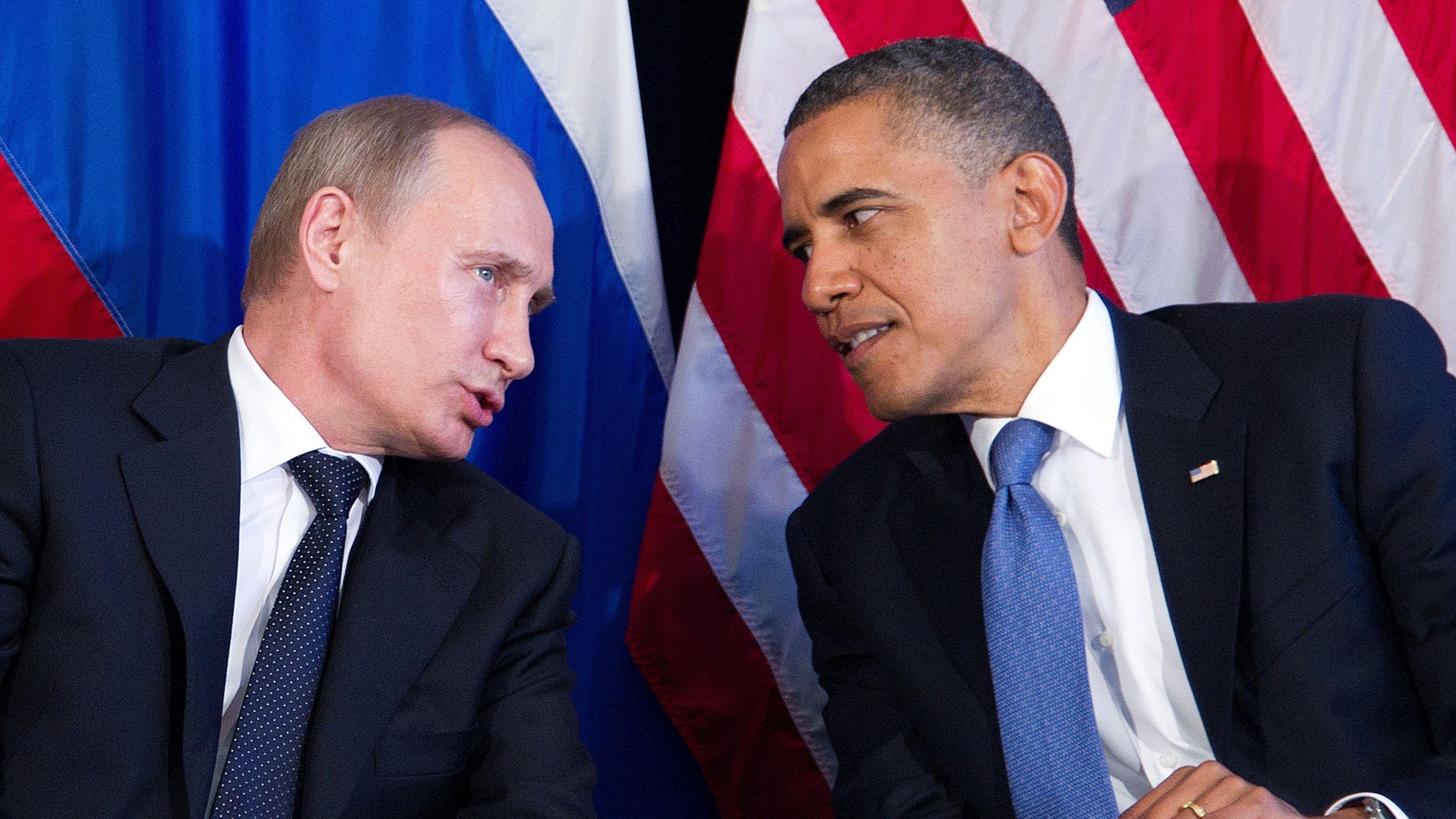 Путин и Обама – о решении проблем мусульман