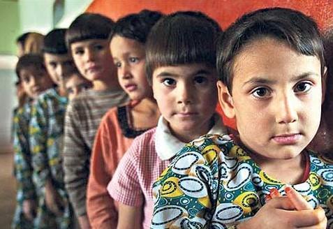 Палестинские сироты стали жертвами Израиля
