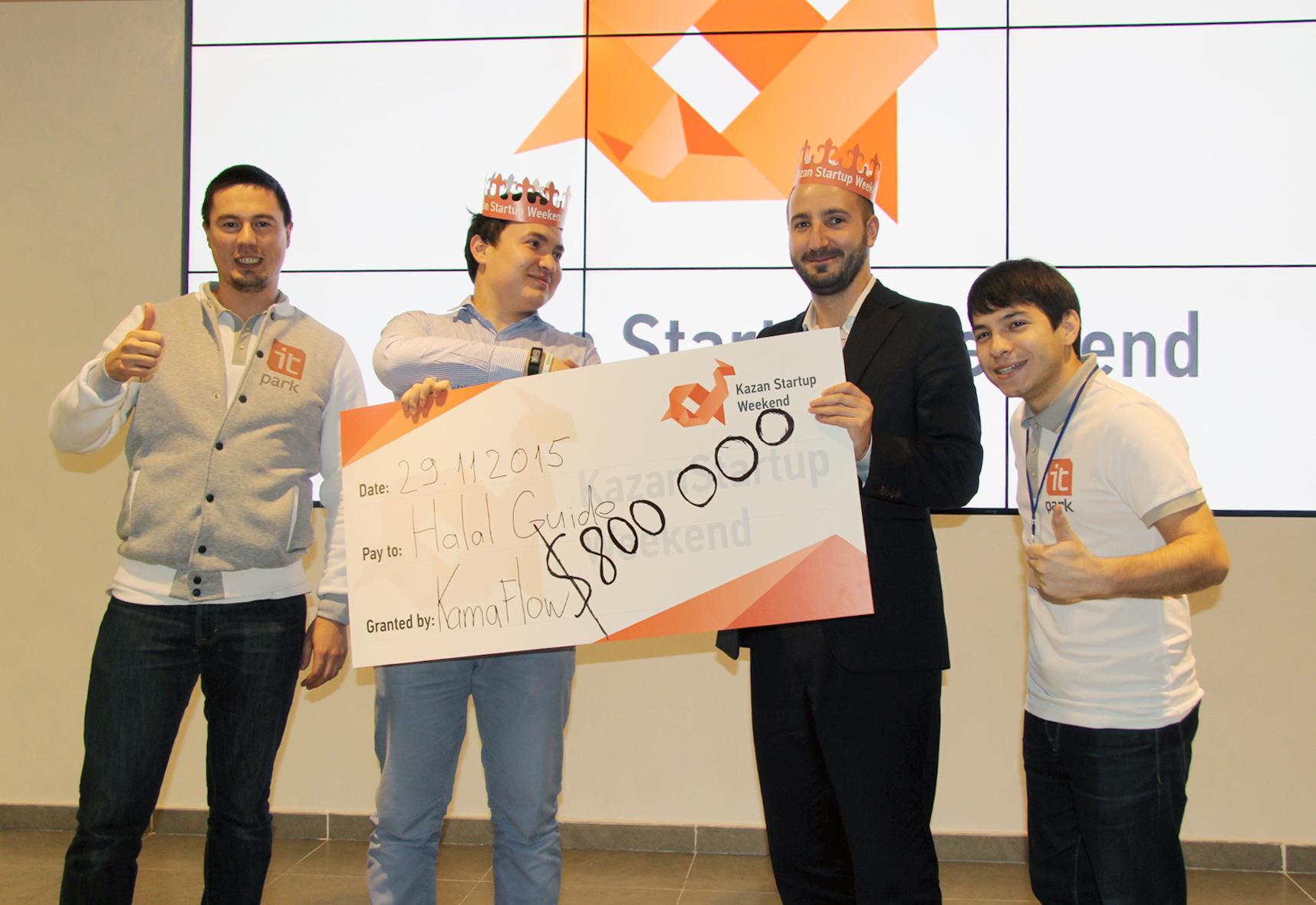 Российский мусульманский стартап получил 800 тыс долларов