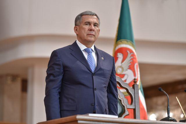 В Татарстане двояко восприняли слова Путина о двух президентах