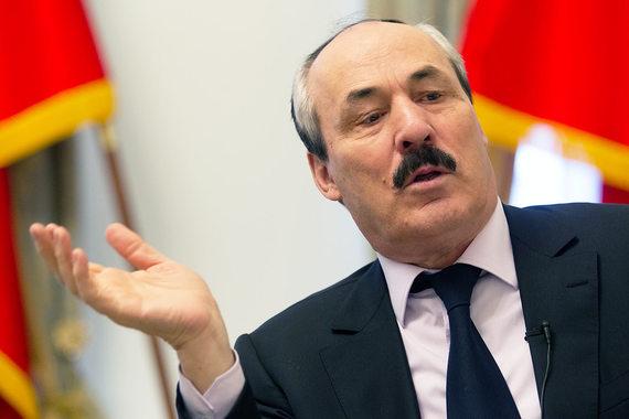 Абдулатипов  рассказал о количестве дагестанских боевиков