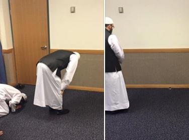 Что мусульманин потерял в мормонской церкви?