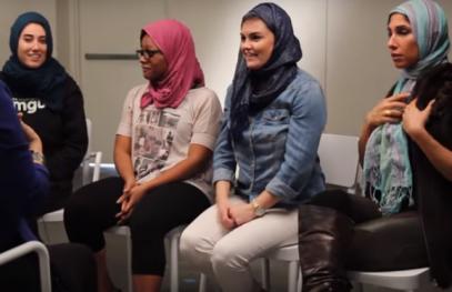 Как день в хиджабе изменил жизнь 4 женщин? (ВИДЕО)