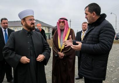 Через год в Ингушетии завершится строительство крупного исламского комплекса