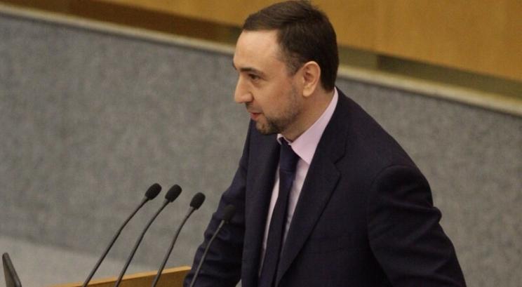 Депутат Шамсаил Саралиев
