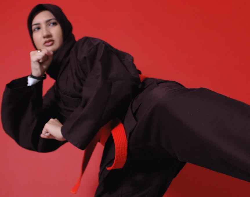 Мусульманки: исламофобов – в нокаут