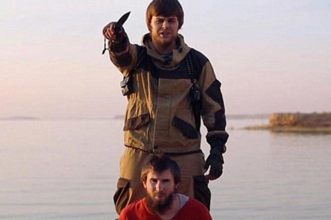 Казнив «агента ФСБ», ИГИЛ пригрозило унизить русских