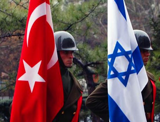 СМИ сообщили о тайной встрече Турции и Израиля