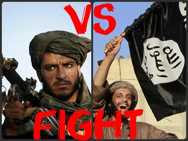 ИГИЛ в Афганистане теснит талибов