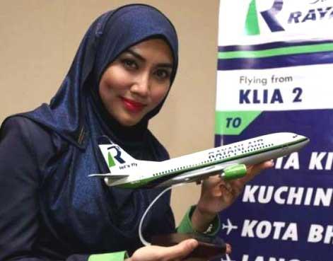 Совершен первый в мире полет по шариату (ВИДЕО)