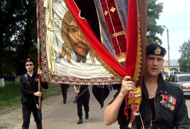 Доклад: больше всего президентских грантов поступает православным