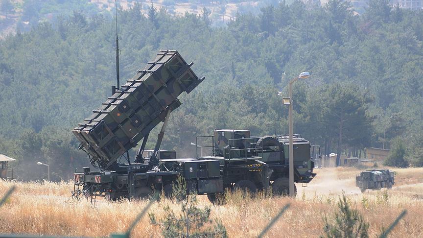 НАТО укрепляет воздушное пространство Турции