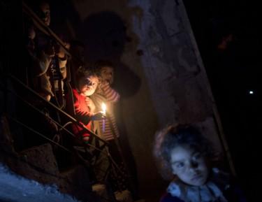 Всероссийская акция: Зажги свет в Газе! (ФОТО)