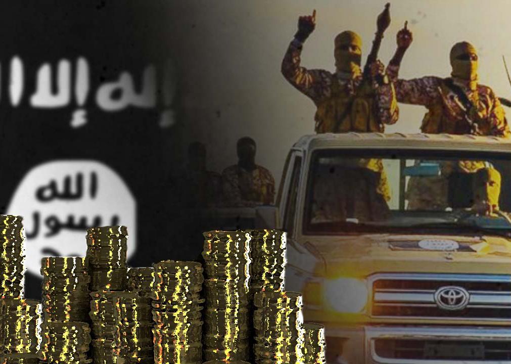 """Минфин США подсчитал """"нажитое"""" ИГИЛ"""
