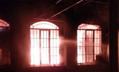 В Иране подожгли и разгромили посольство Саудовской Аравии