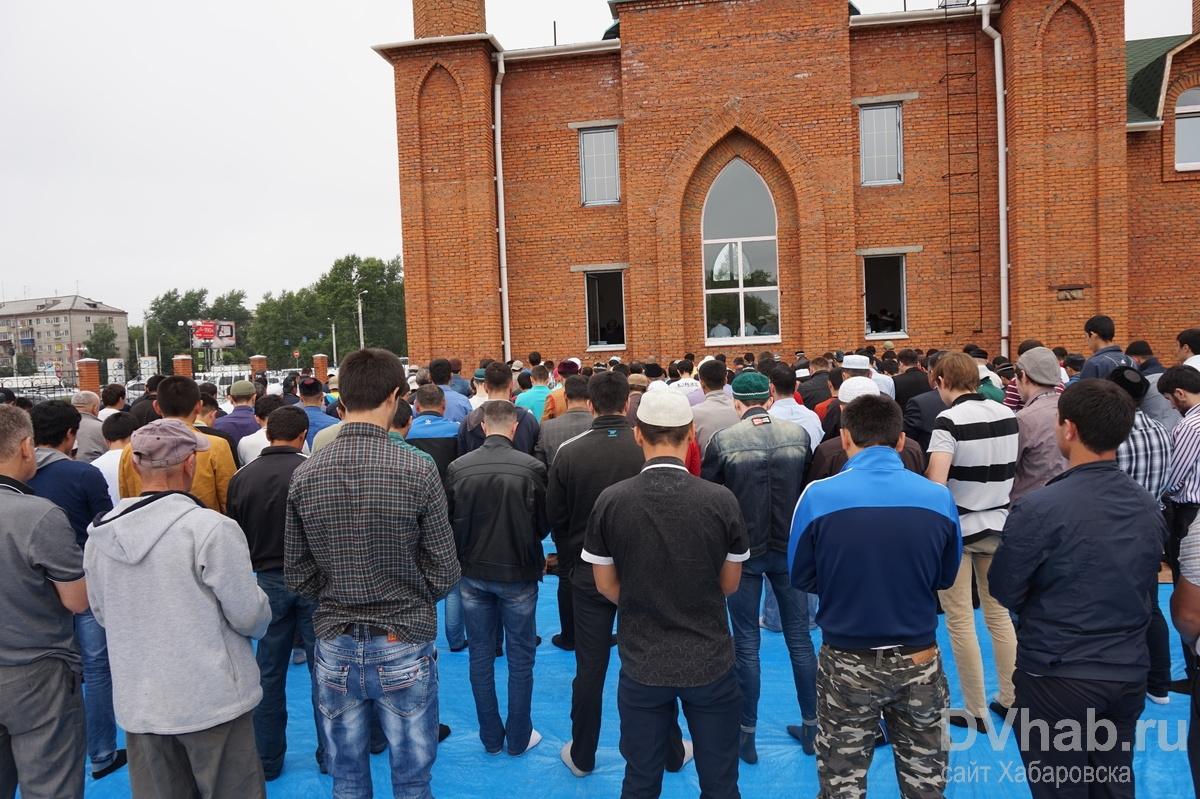 Мусульман Комсомольска на-Амуре задавили санкциями
